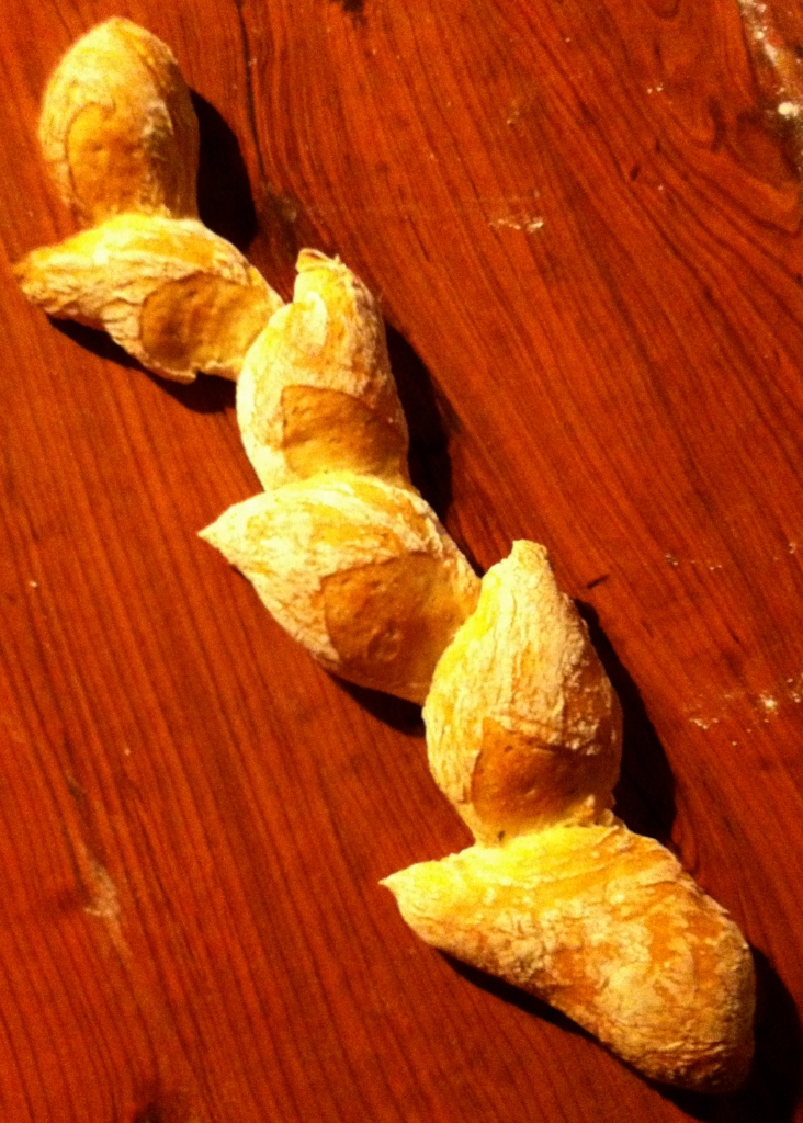 A Sheaf of Wheat Bread