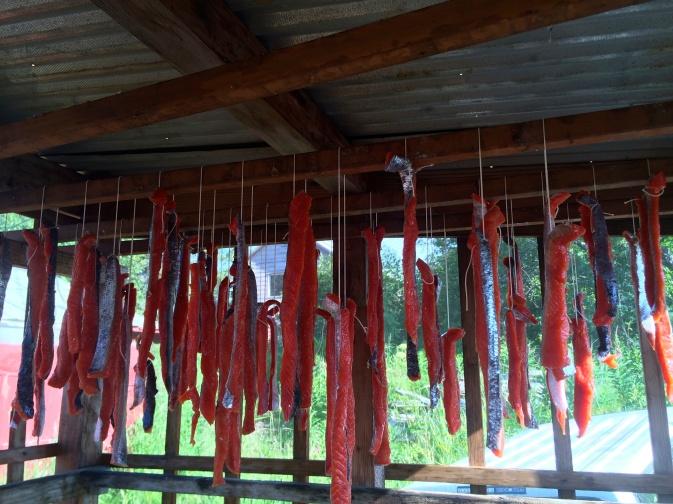 Strips Hanging
