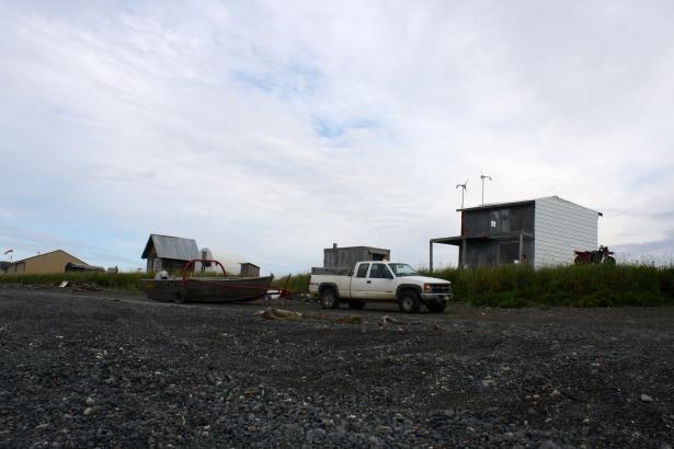 Cabin at Ekuk