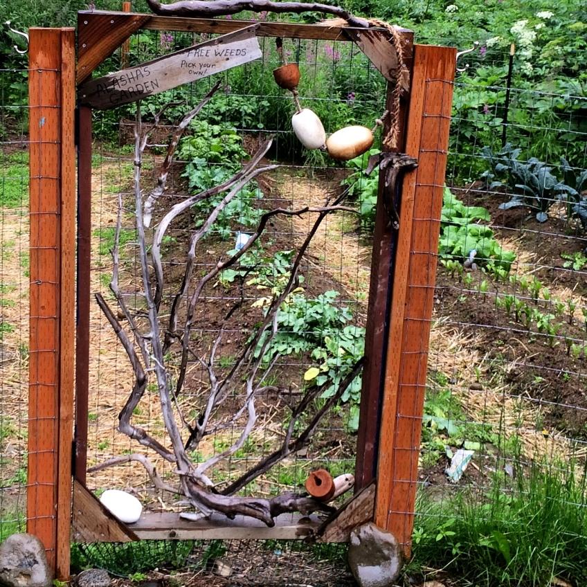 Alasha's Garden Gate