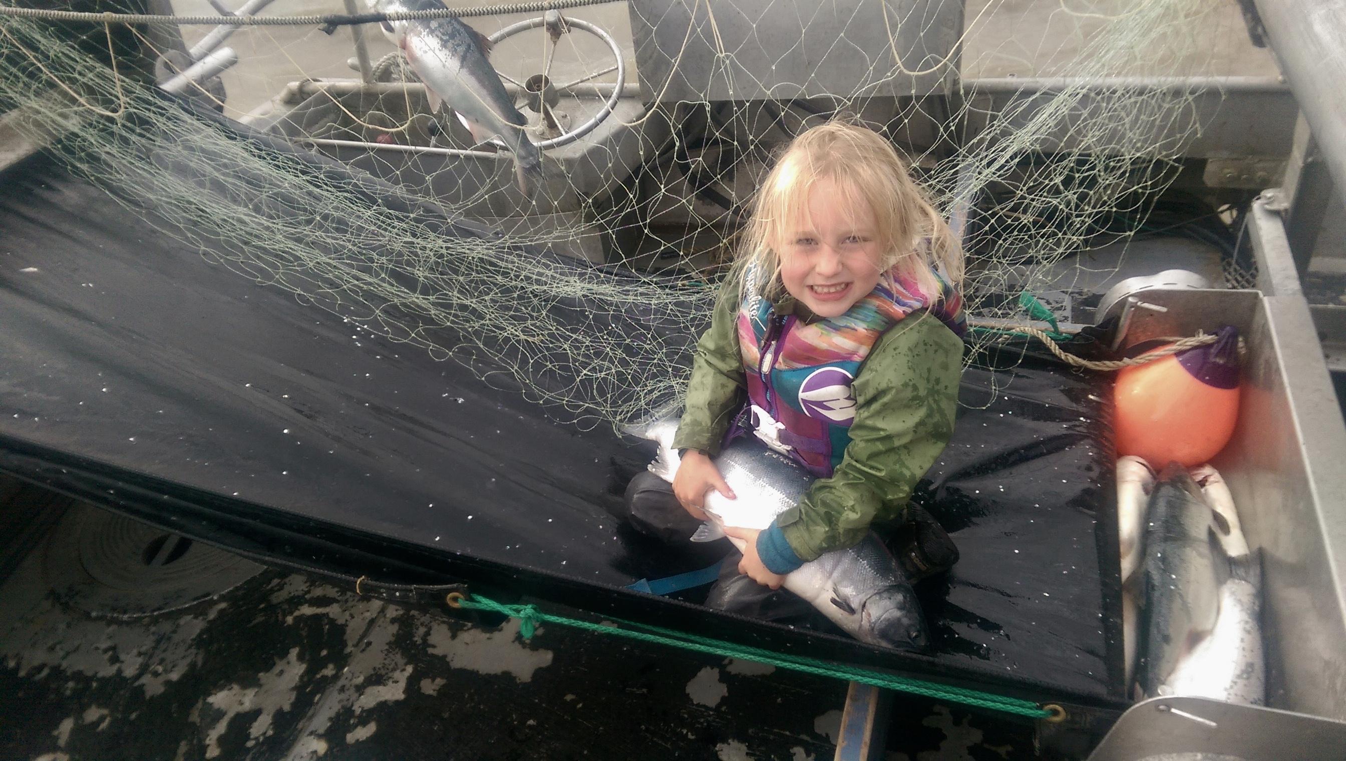 Salmon Slide Picker