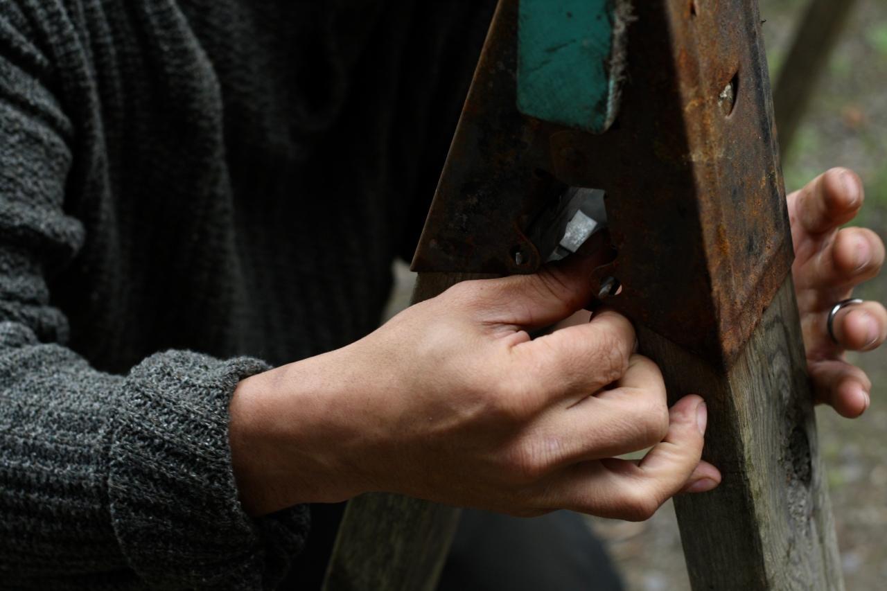 Angelo's Hands