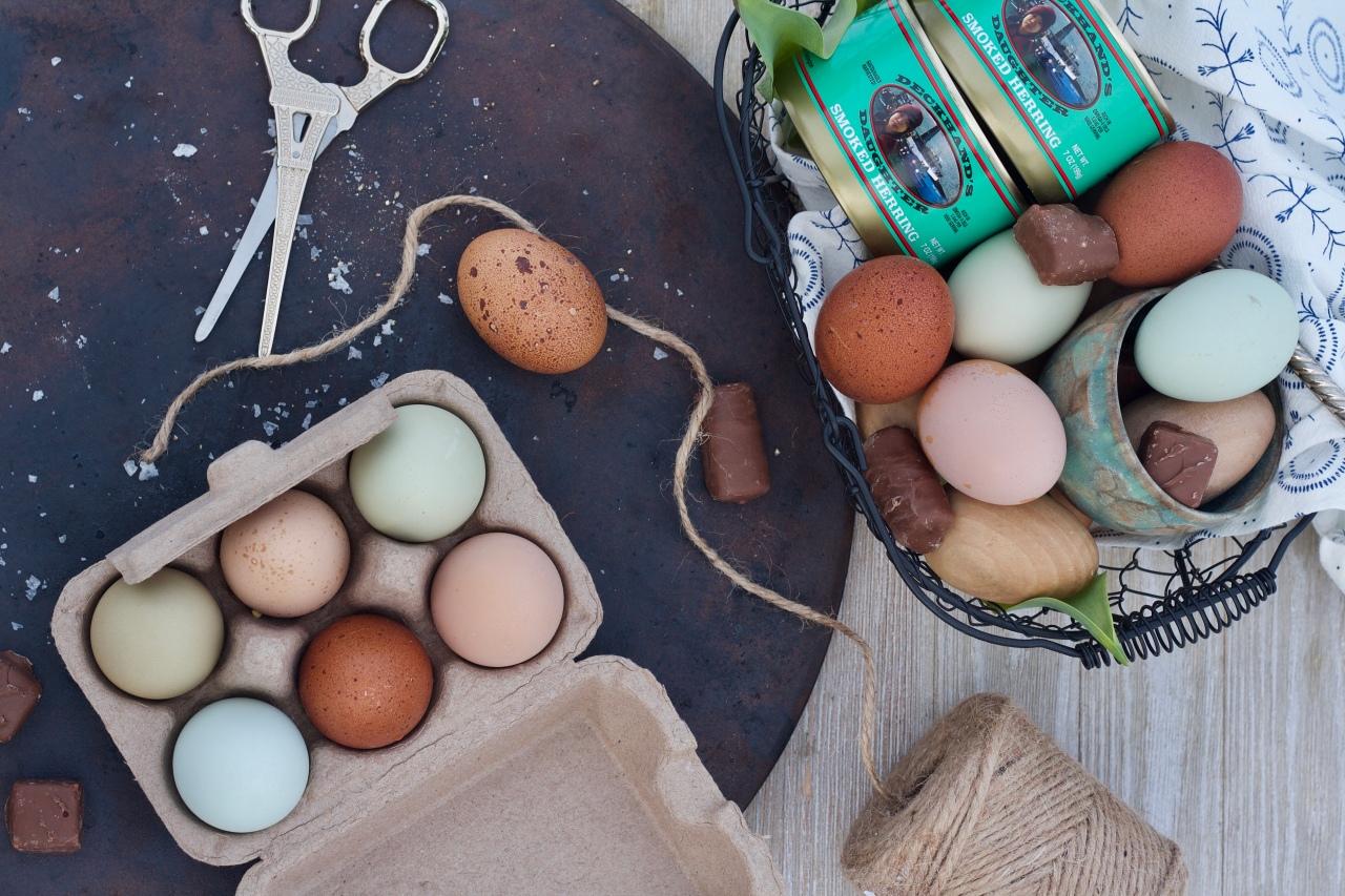 Deckhand Seafoods Easter Basket