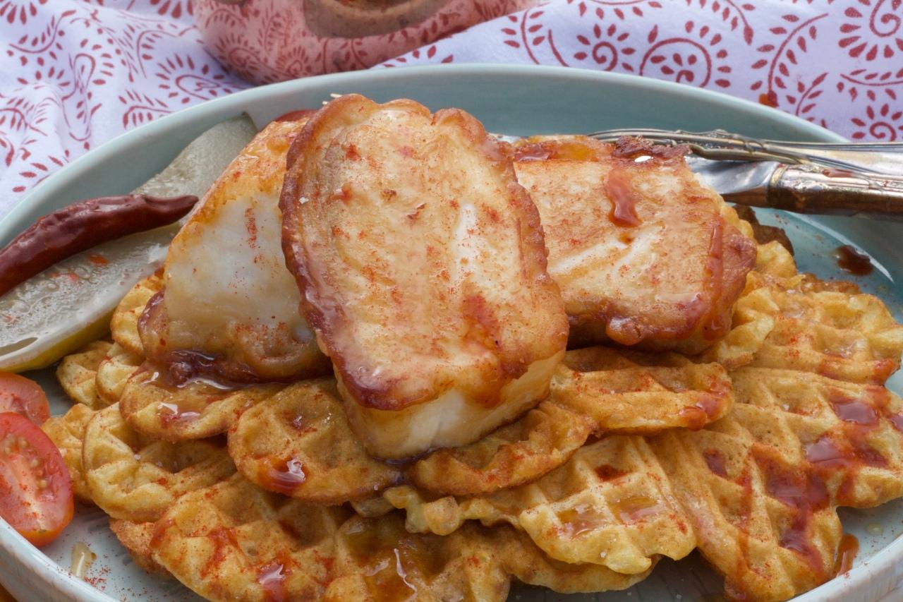 Fish 'n Waffles