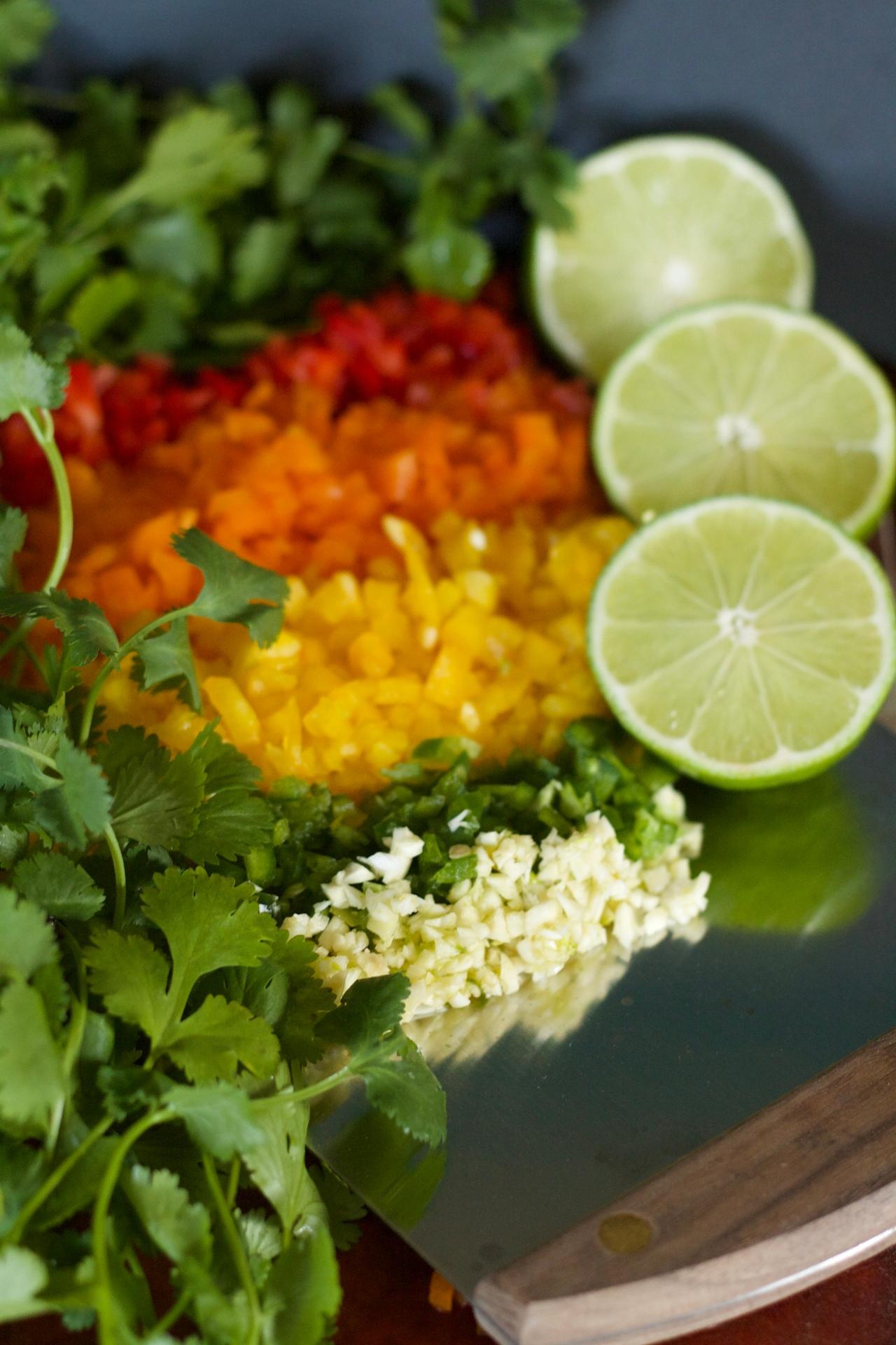 Ceviche Veggies